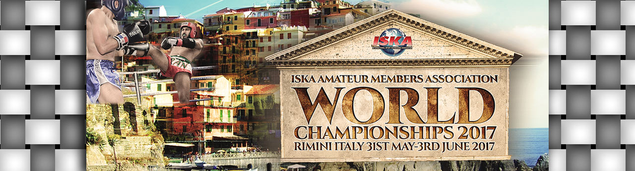 ISKA World Amateur Championships Come to Italy in 2017